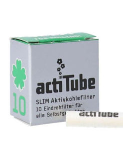 actiTube פילטר פחם חבילה של 10